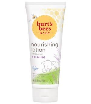Burt's Bees Baby Nourishing Lotion - Calming