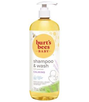 Burt's Bees Baby Shampoo & Wash - Calming