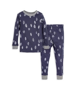 In the Pines Organic Baby Pajama Set