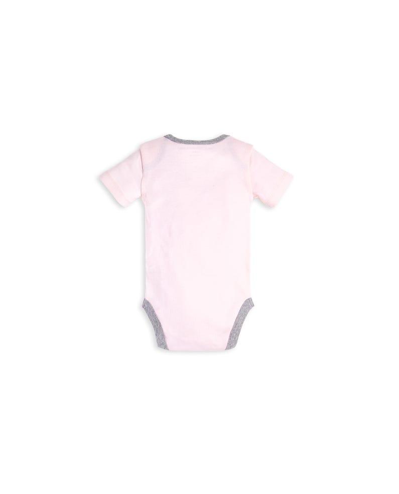 Classic Stripe Organic Baby Bodysuits 2 Pack