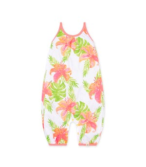 Lily Oasis Organic Baby  Jumpsuit Cloud 12 Months