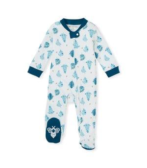 Fern Frenzy Organic Baby Sleep & Play