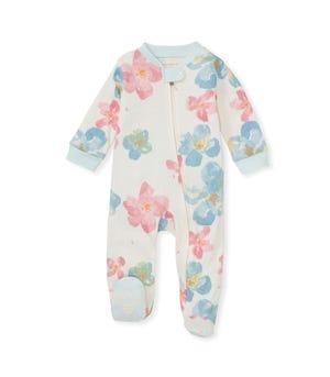 Natural Floral Organic Baby Sleep & Play