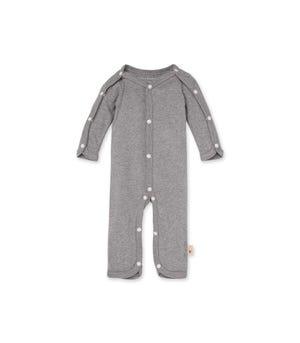 Preemie Snap Organic Baby Jumpsuit