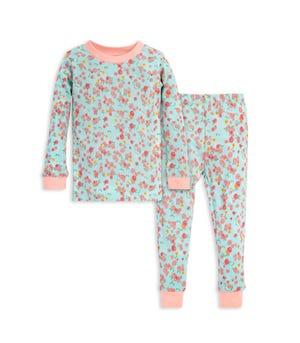 Toddler Ditsy Floral Tee & Pant Set