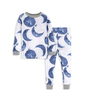 Hello Moon! Organic Toddler Pajama Set