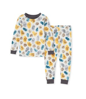I Dig It Organic Toddler Snug Fit Pajamas