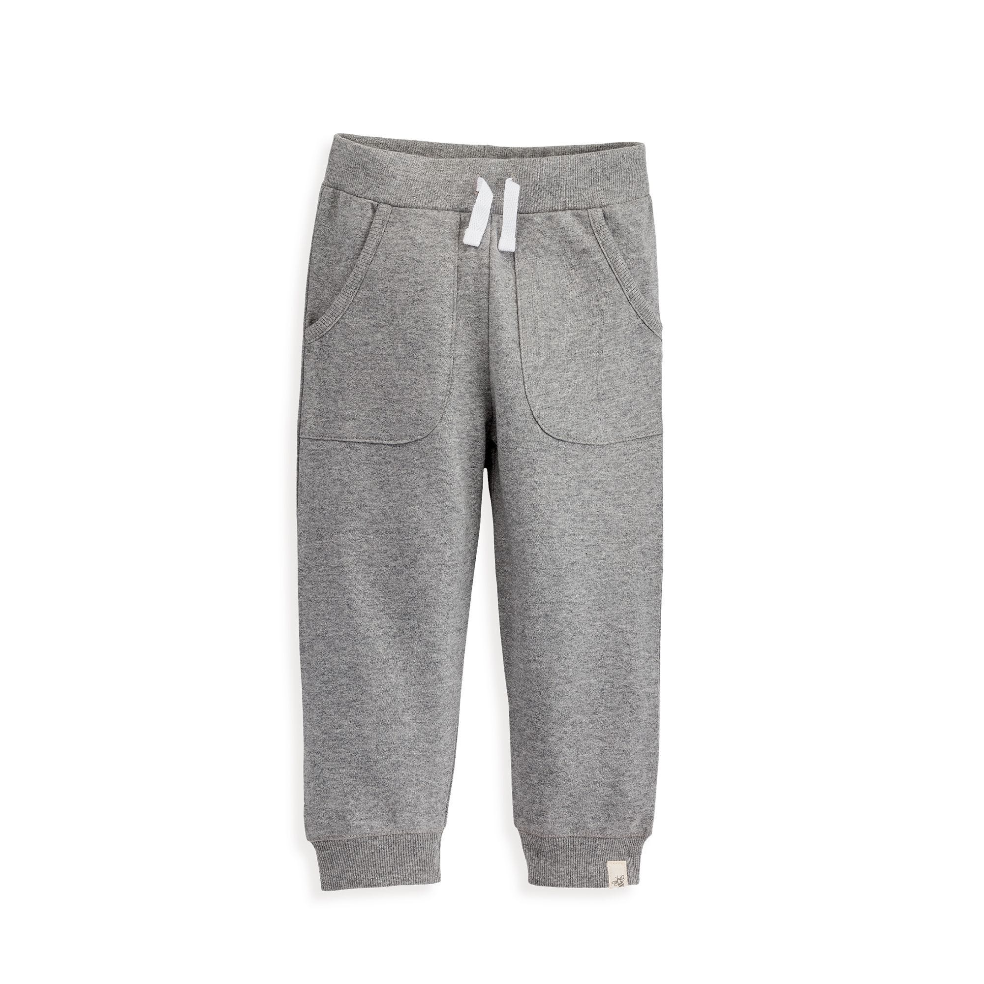 2eaad0d22 French Terry Organic Toddler Boys Jogger Pant