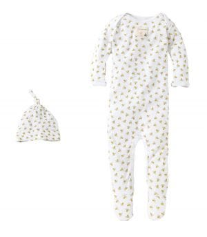 d54c9301a69e Search results for   Baby 4 Piece Exploded Petals Organic Coverall ...