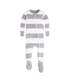 363bcc90c Search results for   Brush Strokes Organic Baby Zip Up Footed Pajamas