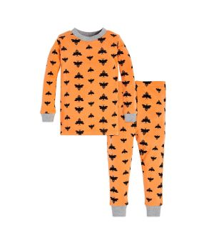 cloud bee organic baby halloween pajamas
