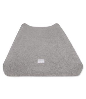 Baby Solid Terrycloth Knit Organic Cotton BEESNUG® Fitted Changing Pad Cover