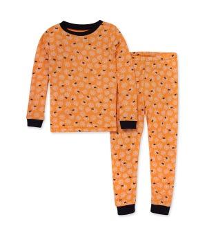 Halloween Matching Pajamas Made with Organic Cotton