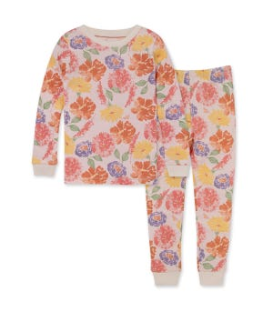 Nature's Garden Organic Big Kid Snug Fit Pajamas
