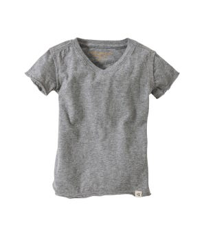 Baby Solid High V Organic Cotton Tee