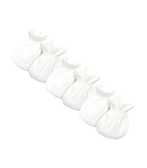 Organic Baby Mittens Cloud 3 Pack