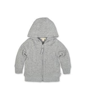Organic Baby Matelassé Jacket