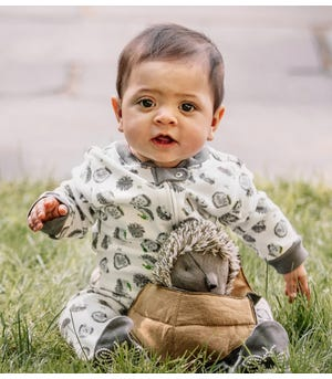 Happy Hedgehogs Organic Baby Sleep & Play