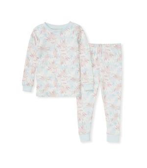 Lasting Leaves Organic Baby Snug Fit Pajamas