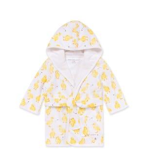 Organic Baby Hooded Robe