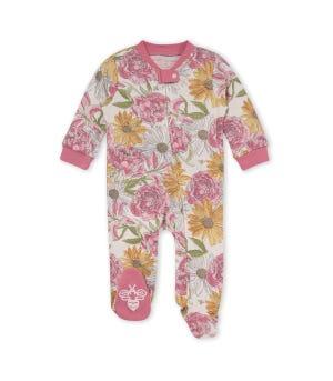 Painted Wildflowers Organic Baby Sleep & Play
