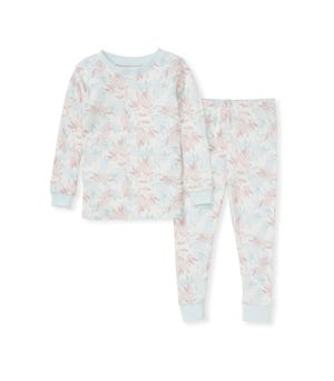 Lasting Leaves Organic Toddler Snug Fit Pajamas