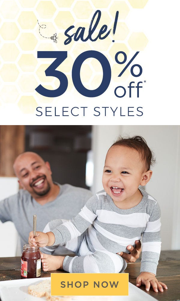 Burt's Bees Baby: sale 30% off select styles! Shop 30% off sale