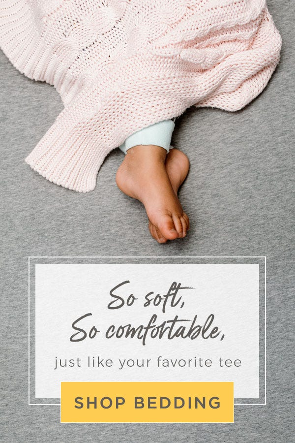 Enjoy the soft and comfortable bedding!