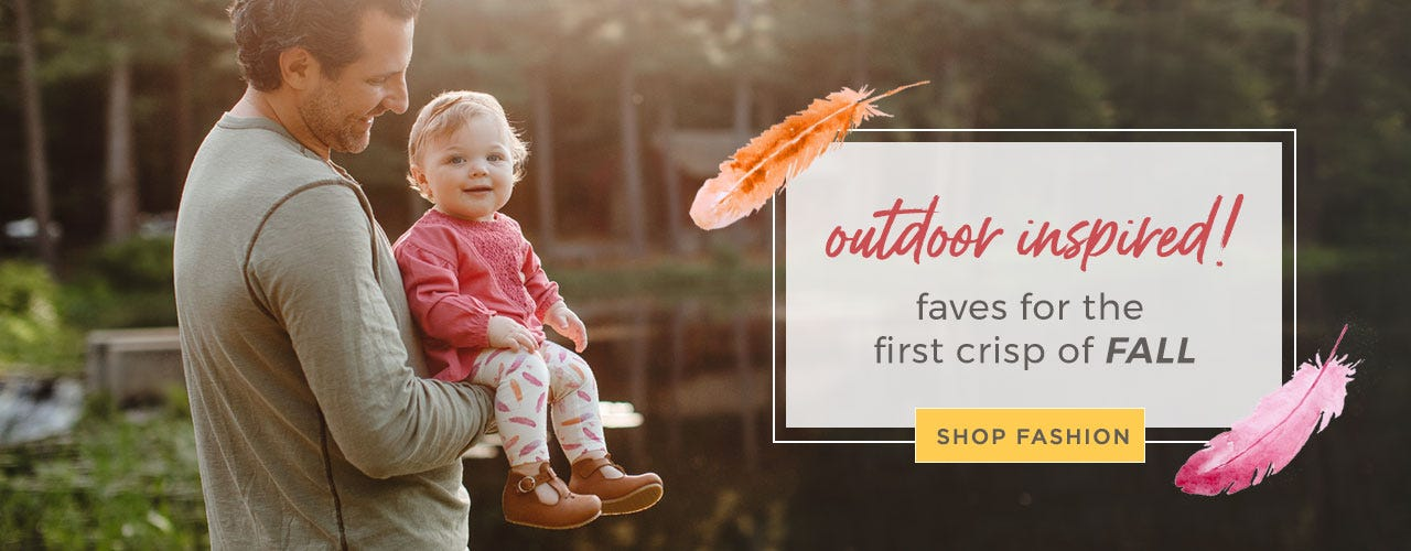 Outdoor inspired! faves for the first crisp of Fall! Shop Fall Fashion now!