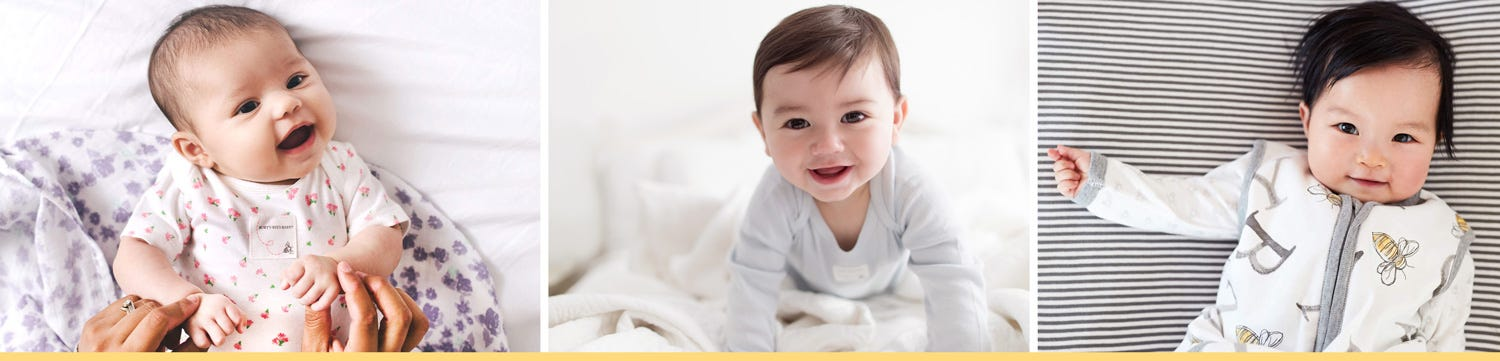 Burt's Bees Baby - Organic Baby clothes: bodysuits, burp cloths , bibs and rompers. Seasonal dresses, tops bottoms, jackets and hoodies for both boys and girls. Available in newborn to 24 months