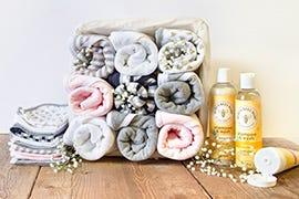 Shop Organic Baby Bath