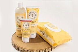 Burt's Bees Baby Skin Care
