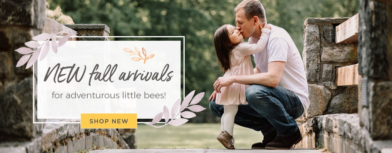 Burt's Bees Baby: New fall arrivals! For adventurous little bees! Shop New